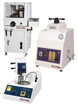 Metallography Equipment