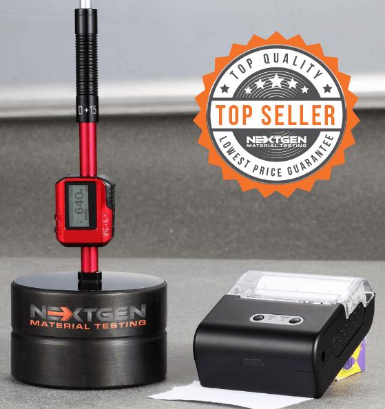 NG – LeebGen 3000 – Leeb Rebound Portable Hardness Tester