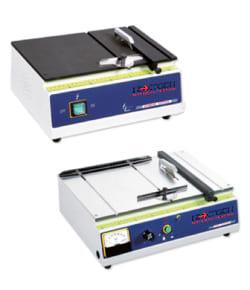GenCut QA Series - Manual Precision Cut-Off Saw - Metallographic Sample Preparation