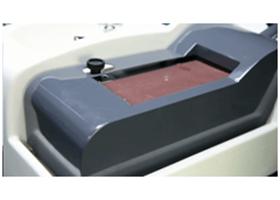 GenGrind Belt BT - Dual Stage Tabletop Belt Grinder for Metallographic Sample Preparation