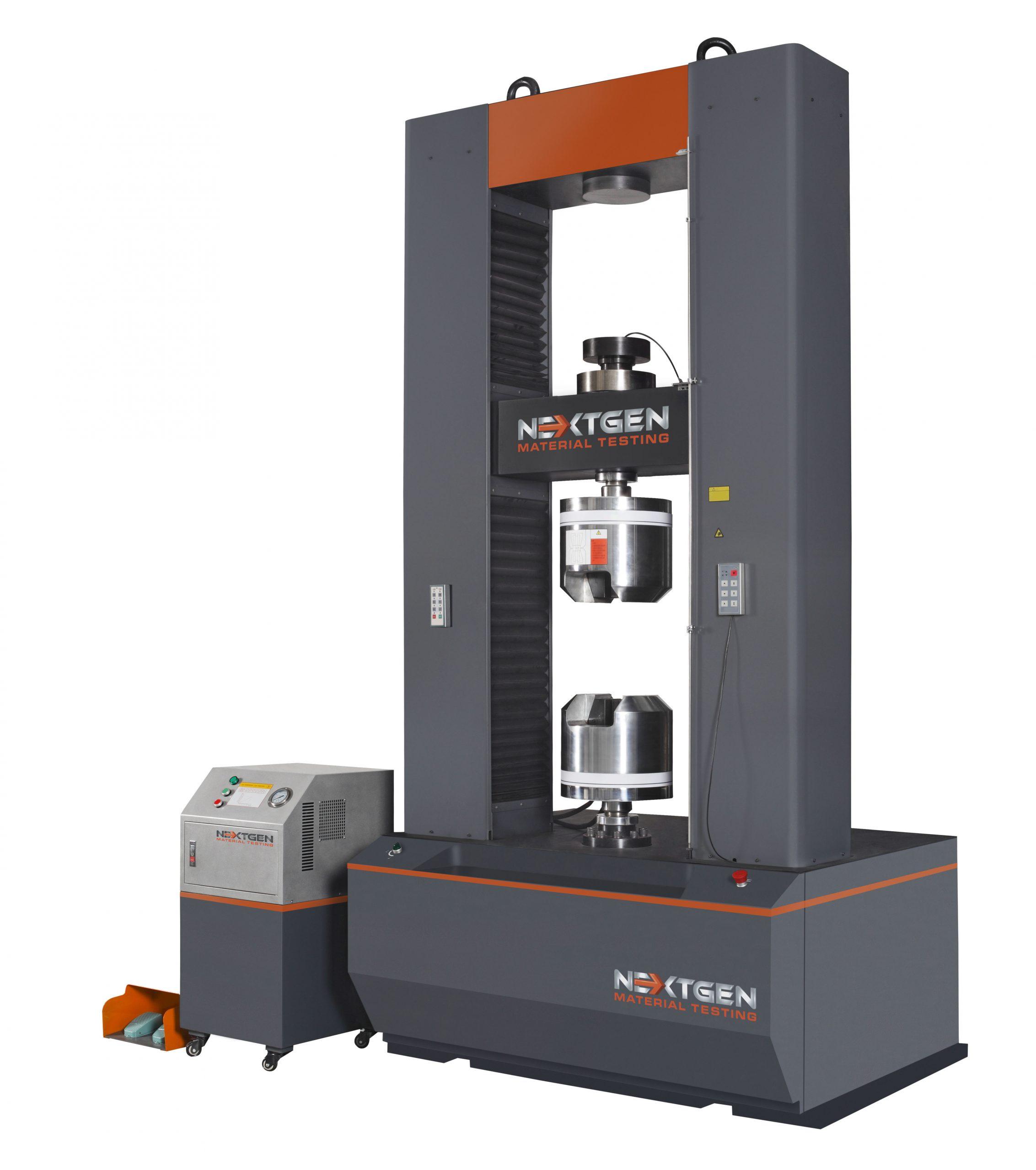 Class D - Dual Column Floor Standing Units - 50kN-600kN - Universal Tensile Testing Machine