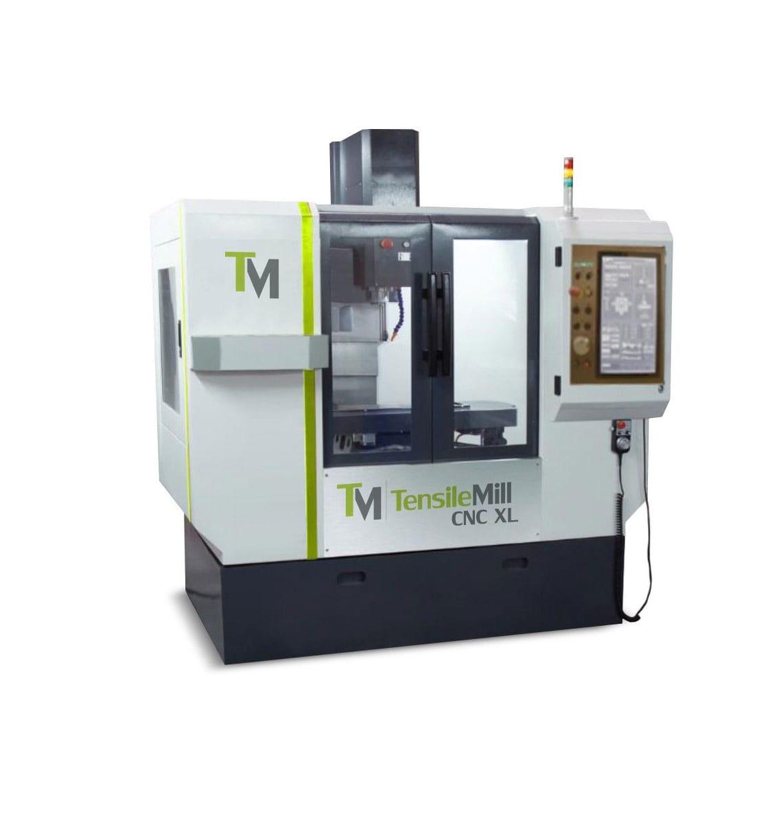 TensileMill CNC XL - Flat Tensile Sample Preparation Equipment