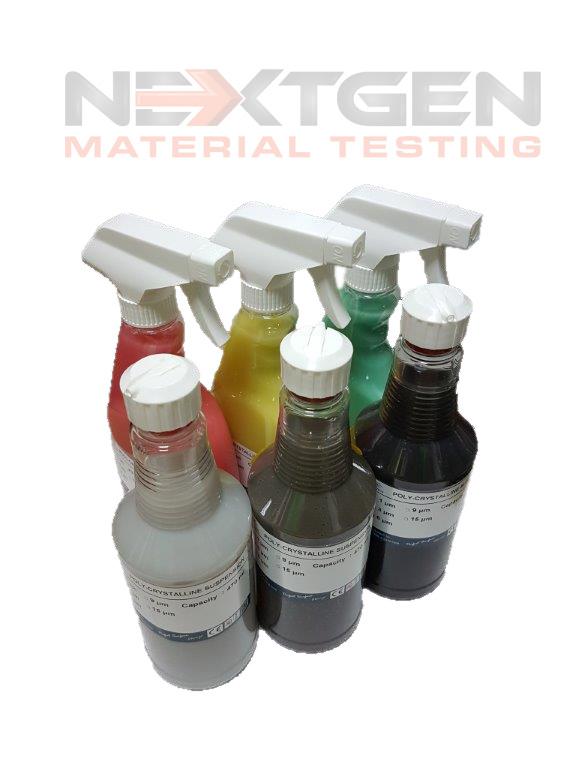Metallography Consumables