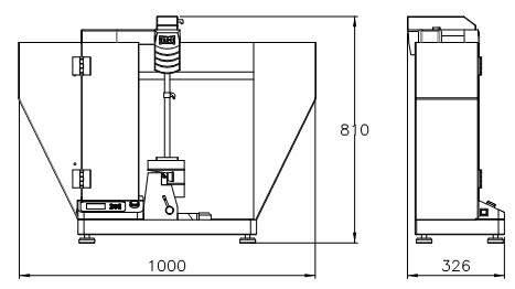 Class J - Charpy and Izod Automatic Impact Testing System - 1J - 50J